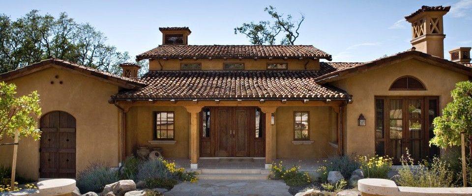 Architektura stylu hacienda 1