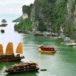 Hlavní turistické atrakce Vietnamu 5