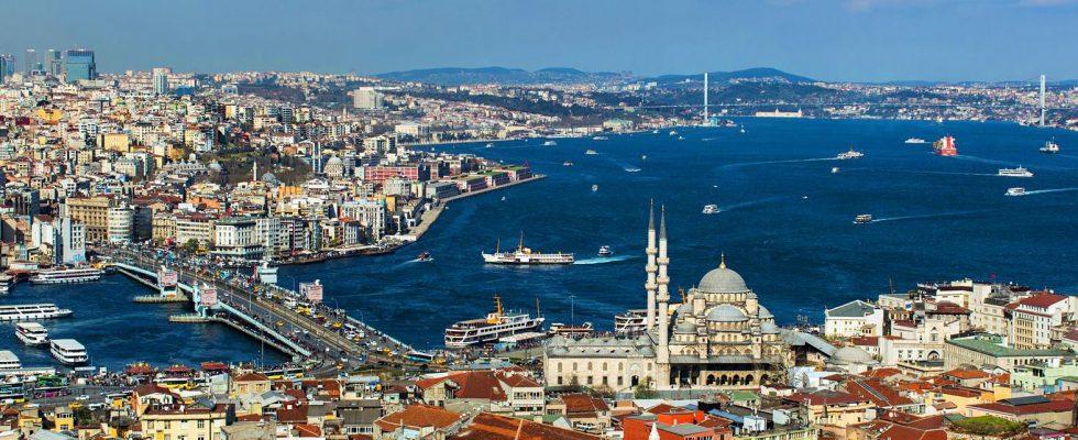 Hlavní turistické atrakce Istanbulu, hotely a výlety 1