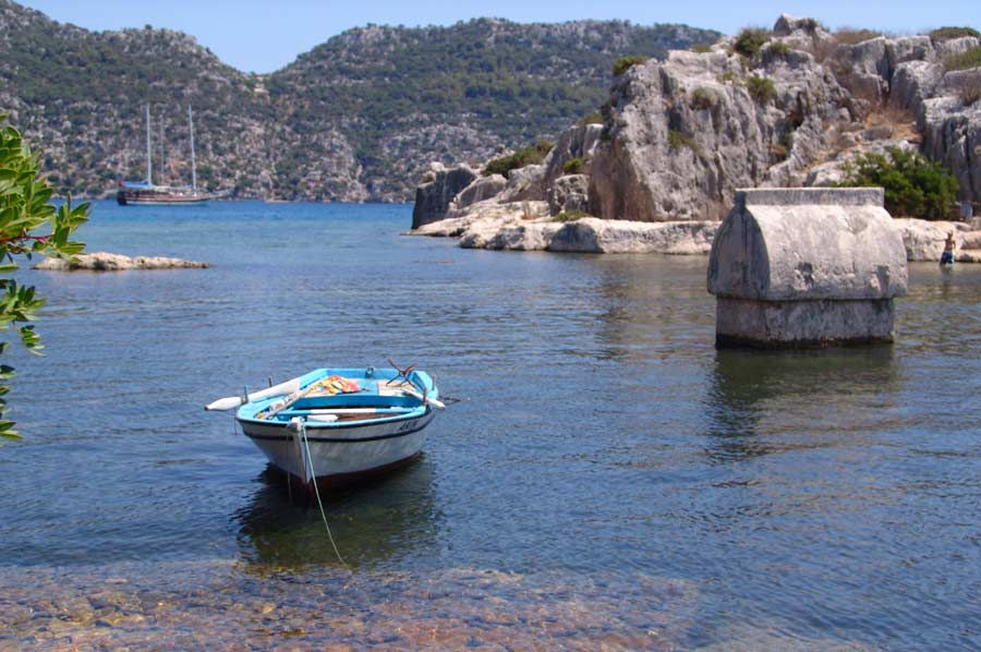 Nejkrásnější ostrovy Turecka 3