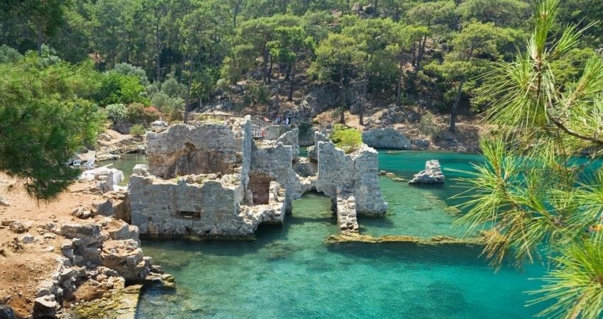 Nejkrásnější ostrovy Turecka 2