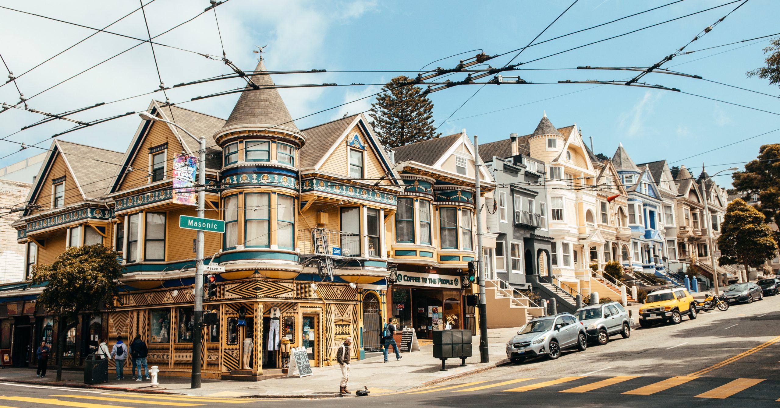 Kam se vydat a co dělat v San Franciscu 2