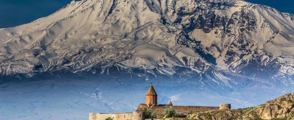 Hlavní pamětihodnosti Arménie 1