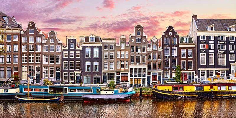 Amsterdam – ubytování a tipy na výlety 1