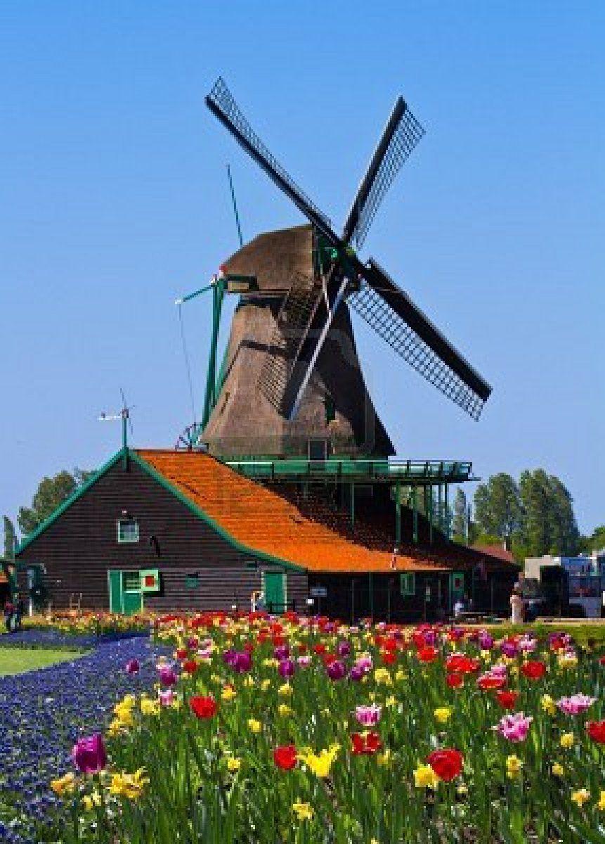 Amsterdam – ubytování a tipy na výlety 2
