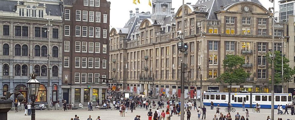 Hlavní turistické atrakce Amsterdamu 1
