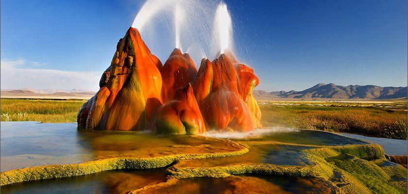 Nevada - hazardní hry i divoká příroda 1