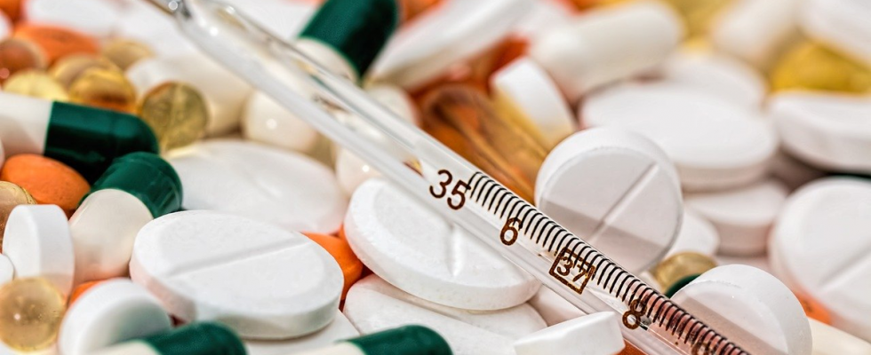 Nové léky jako možné nástroje proti covid-19 1