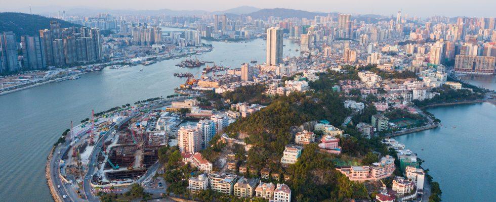 Macao - čínské město s portugalskou minulostí 1