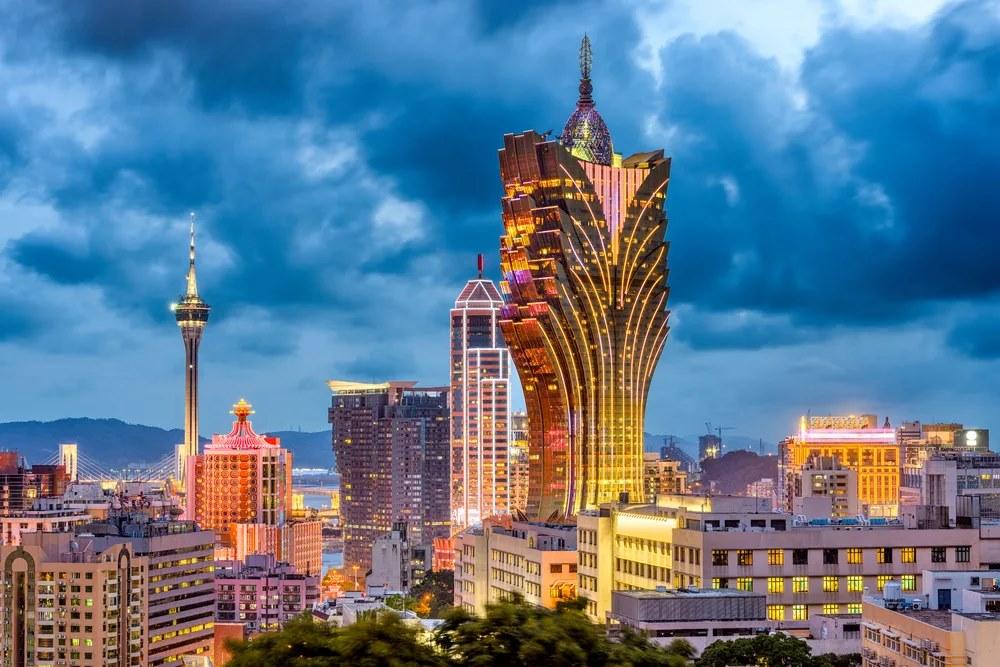 Macao - čínské město s portugalskou minulostí 2