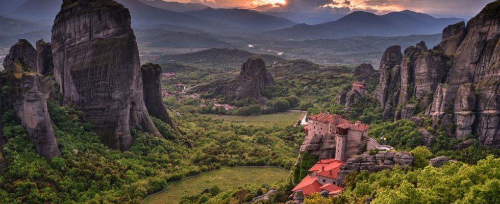 Co dělat a kam se podívat při návštěvě řecké Meteory 1