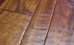 Ručně škrábané podlahy 1