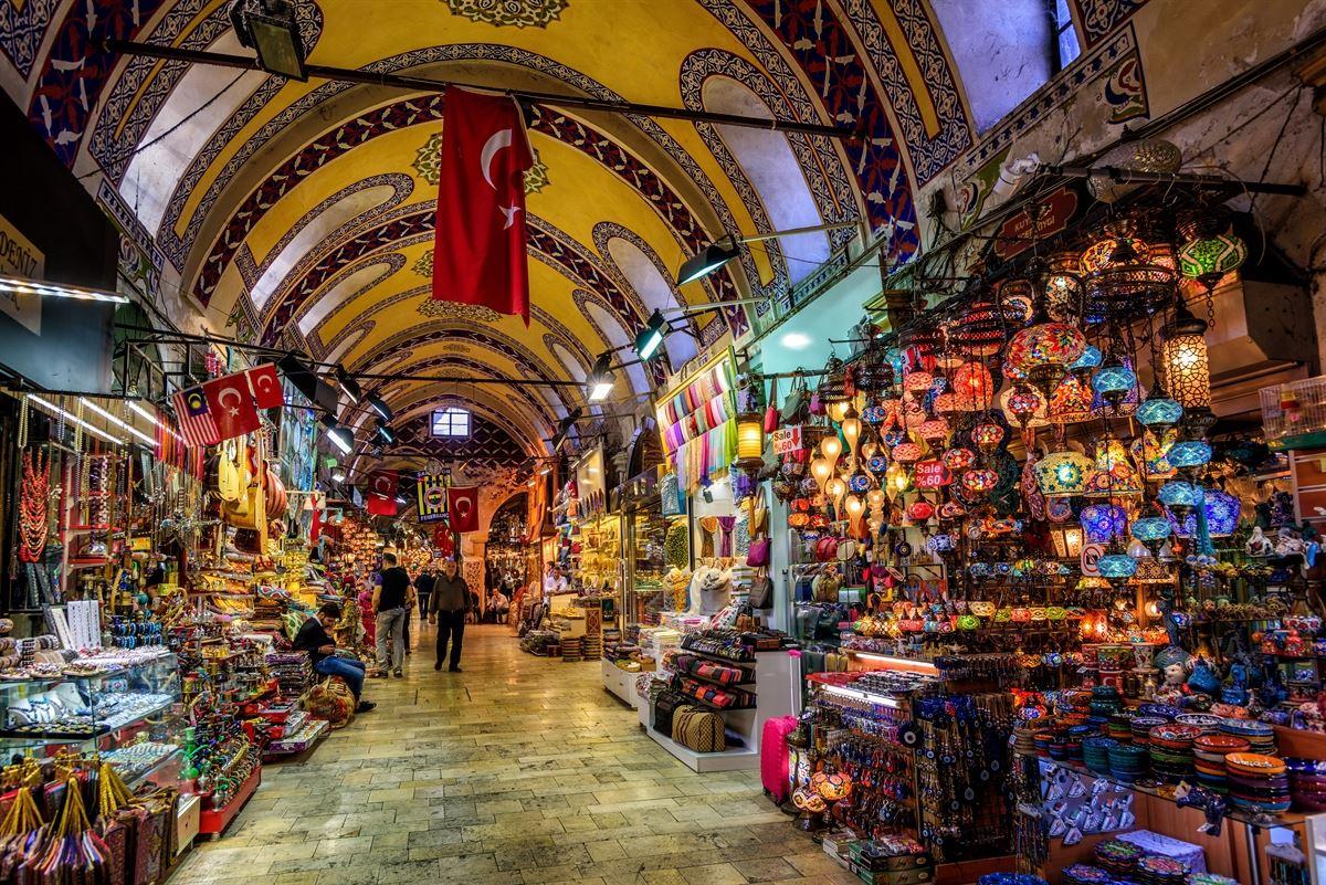 Hlavní turistické atrakce Istanbulu 3