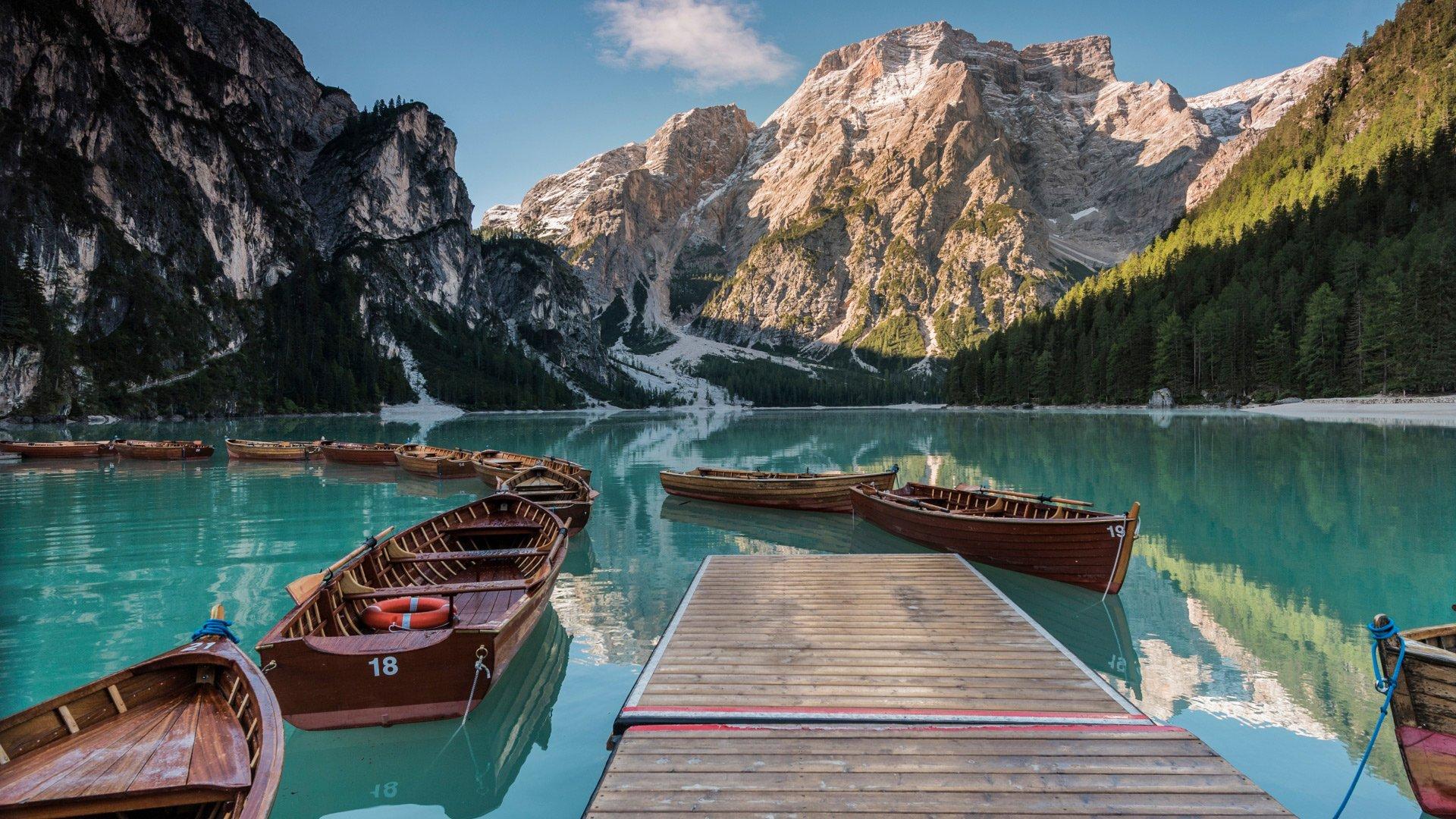 Nejkrásnější italská jezera 3