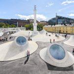 Nová muzea v Helsinkách, Finsko 4