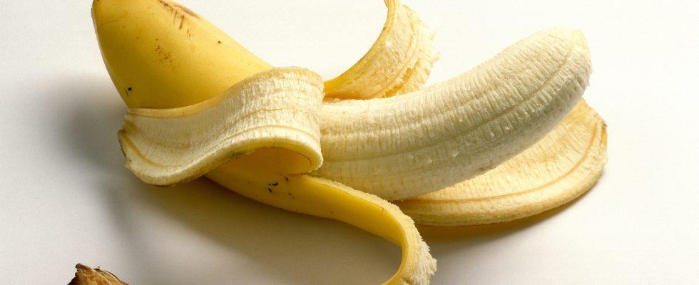 Ještě jednou z Karibiku: banánová obličejová maska 1