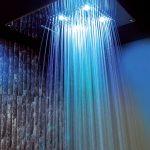 Chromoterapie ve sprše: výhody barevné sprchy 5
