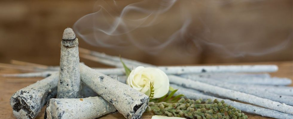 Vycentrujte svoji duši při rituálu s kopálovým kadidlem 1