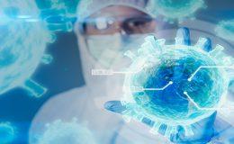 Monoklonální protilátky snižují riziko hospitalizace s covid-19 5