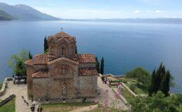 Makedonie: Ohridské jezero a Kokino 8