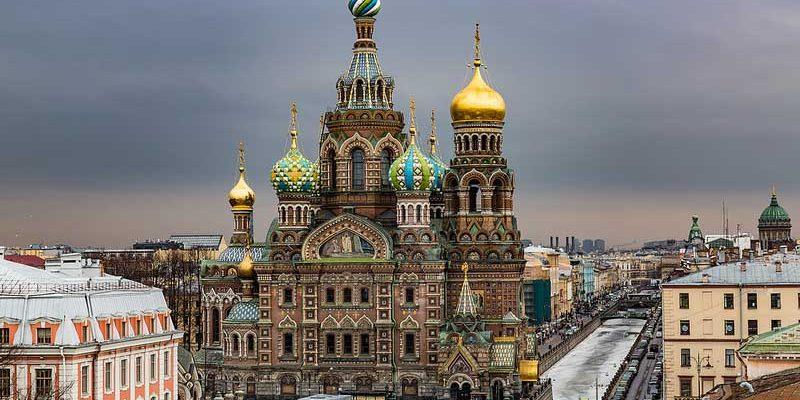 12 hlavních turistických atrakcí ruského Petrohradu 1