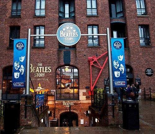 Liverpool – doky, fotbal a Beatles 3