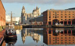 Liverpool – doky, fotbal a Beatles 5