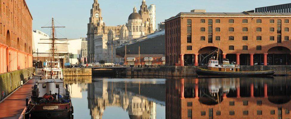 Liverpool – doky, fotbal a Beatles 1