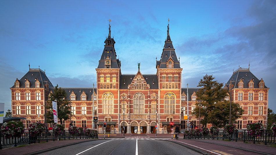 Hlavní turistické atrakce Amsterdamu 2