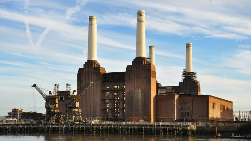 Battersea v Londýně – okrsek, park a slavná elektrárna 2