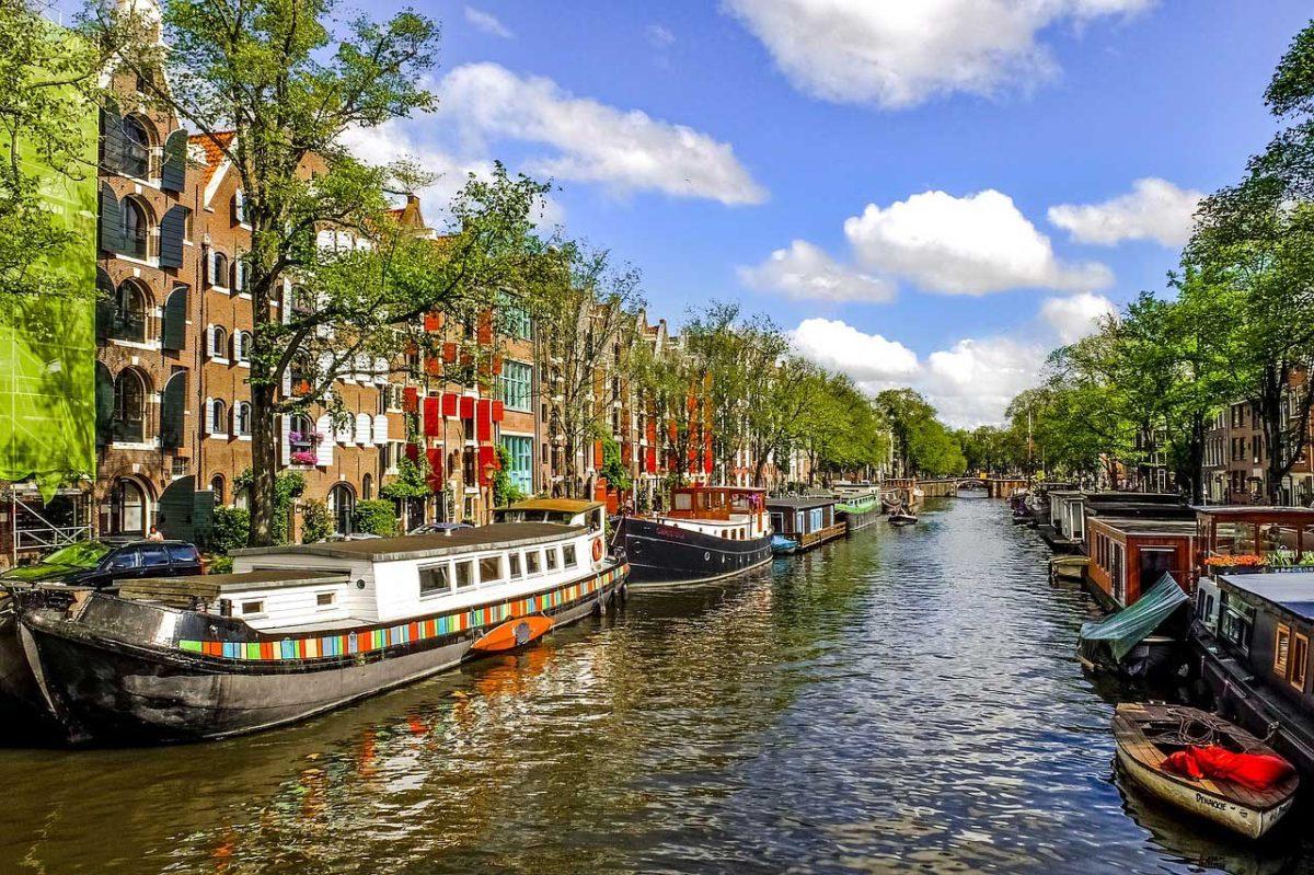 Hlavní turistické atrakce Amsterdamu 4