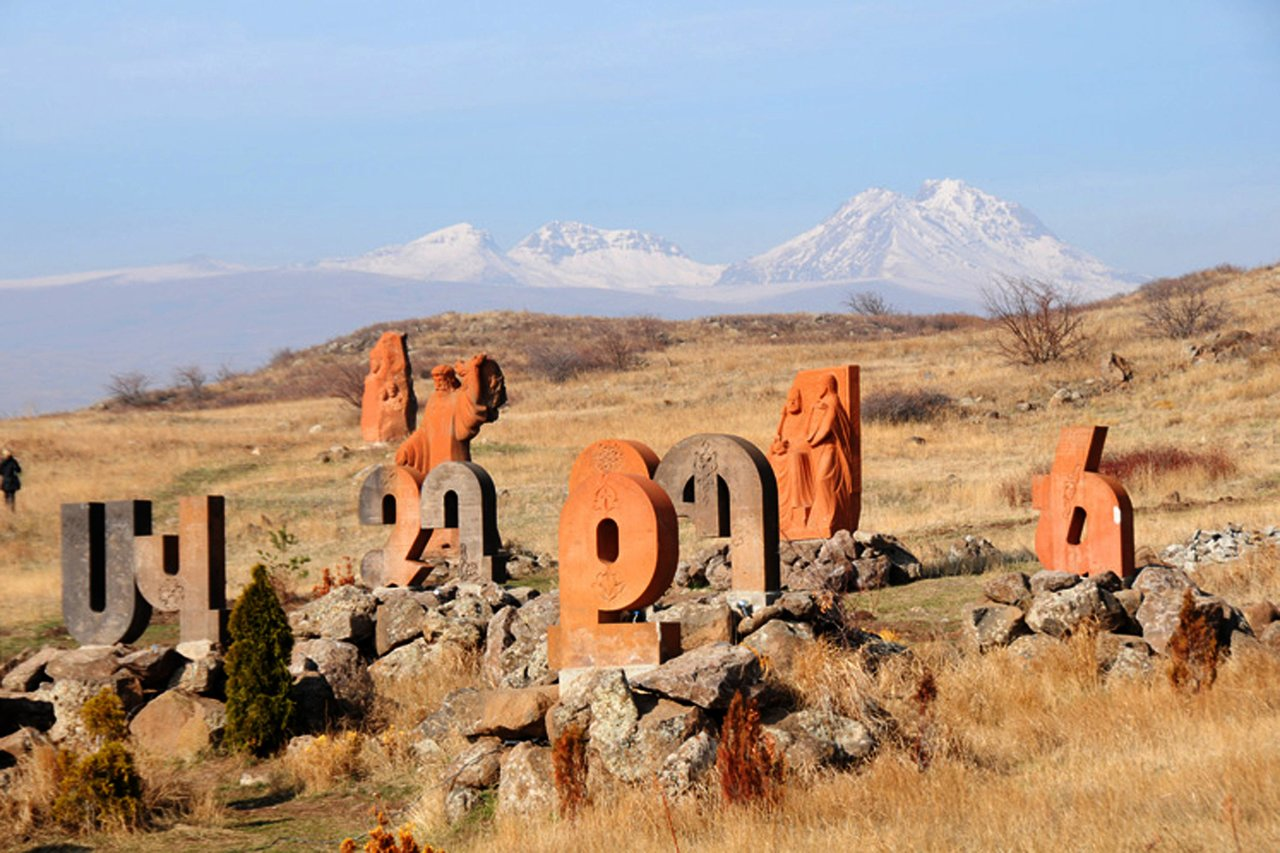Hlavní pamětihodnosti Arménie 2