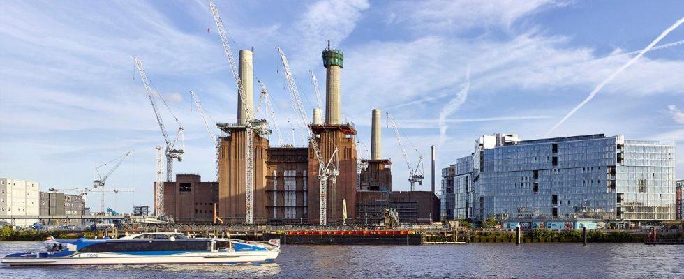 Battersea v Londýně – okrsek, park a slavná elektrárna 1