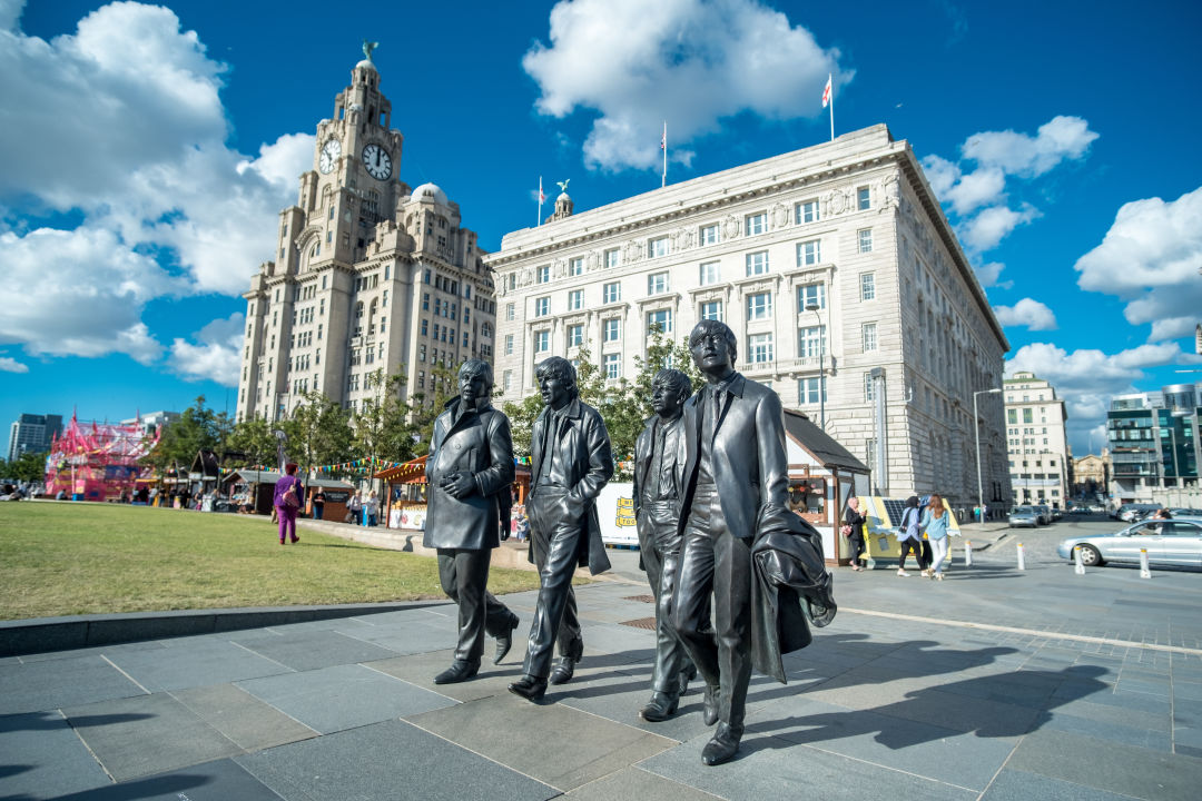 Liverpool – doky, fotbal a Beatles 2