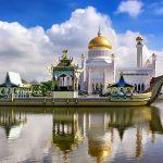 Východoasijský sultanát Brunej 3