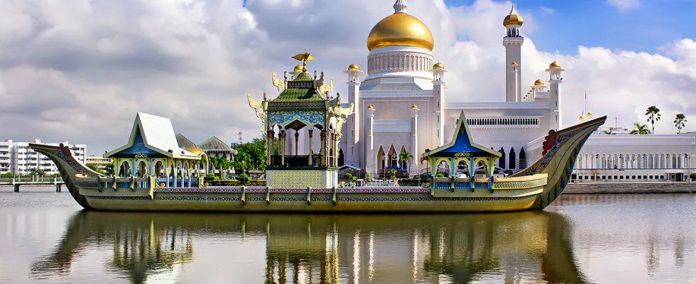 Východoasijský sultanát Brunej 1