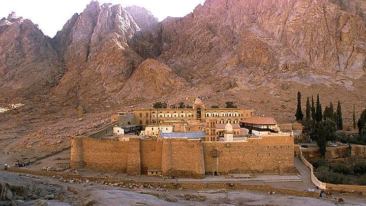 Hlavní turistické atrakce Egypta 6