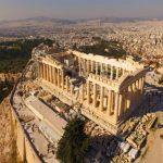 Akropole Athény