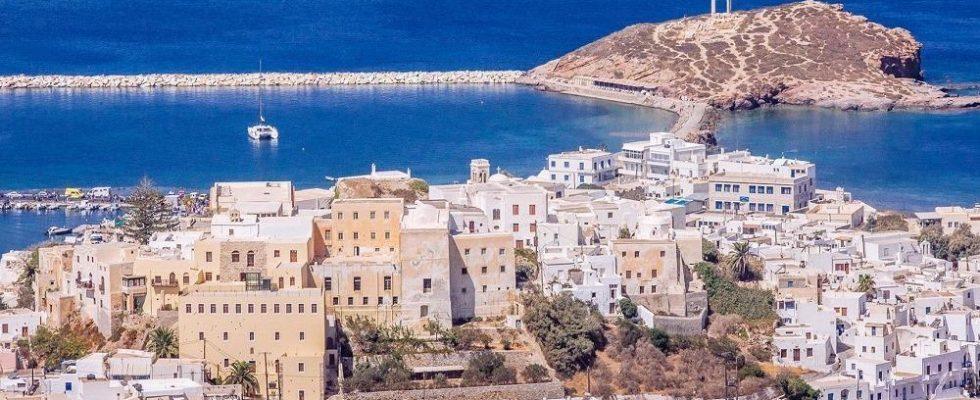 Ostrov Naxos 1