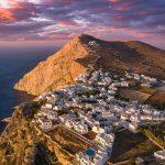 Ostrov Folegandros 4