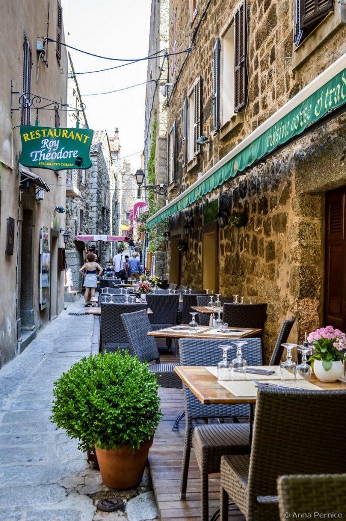 Tradiční Korsika a město Sarténe 2