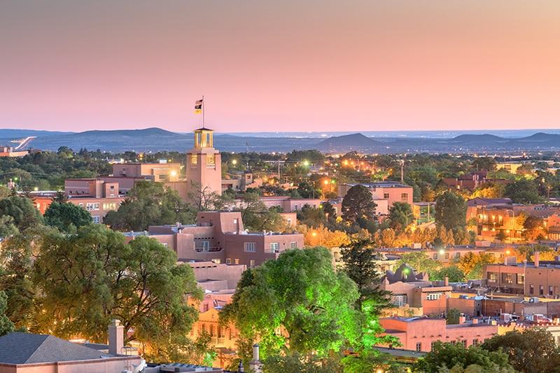 Nové Mexiko - tajemný jih Spojených států 2