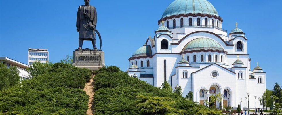 Poznejte hlavní atrakce Srbska 1