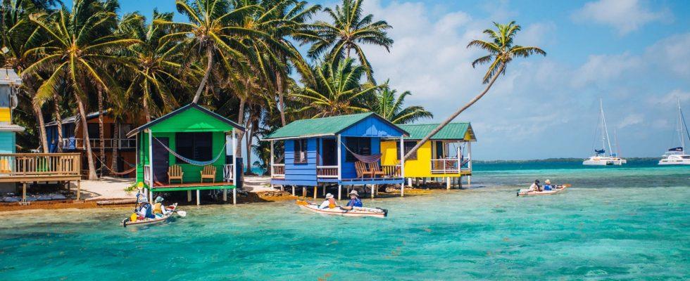 12 hlavních aktivit ve středoamerickém Belize 1