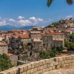 Tradiční Korsika a město Sarténe 7