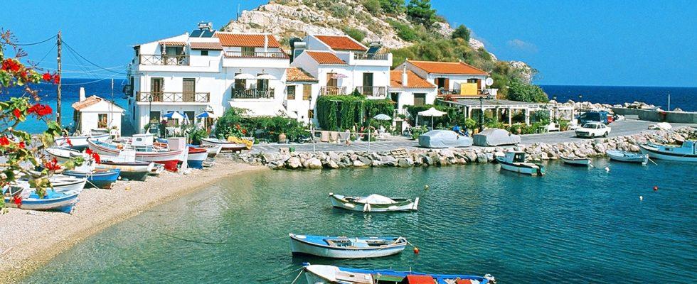 Ostrov Samos 1