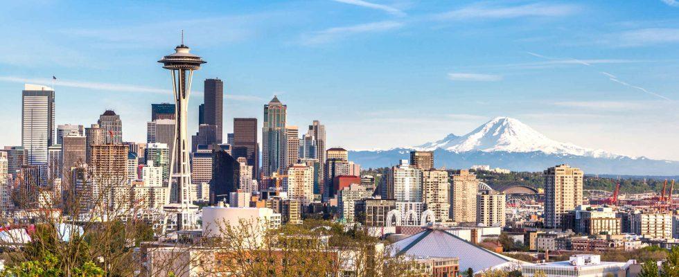 Seattle - město, kterému se daří 1