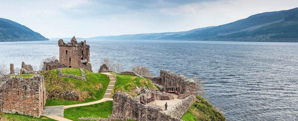 Navštivte Great Glen ve Skotsku 1