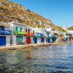 Ostrov Milos (Mélos) 7