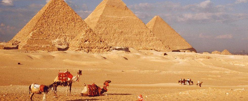Hlavní turistické atrakce Egypta 1
